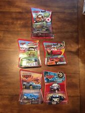 disney pixar cars diecast lot