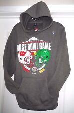 2020 Rose Bowl Oregon Ducks Wisconsin Vs.Badgers Dueling Hoody Sweatshirt