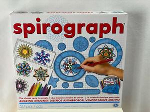 2016 Hasbro Spirograph - 50 Piece Set - 819441010819 - Brand New Sealed