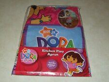 Dora The Explorer Kitchen Play Apron - New