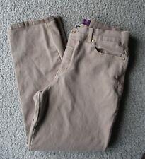 Gloria Vanderbilt Amanda Women's 10 Short Jeans-Dark Khaki