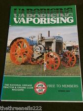 Vaporising-Vol 20 # 1 - 1919 COVER-primavera 1992