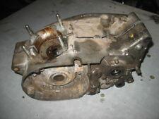CRANKCASE ENGINE MOTOR CASES YAMAHA TY250 1974 74 TY