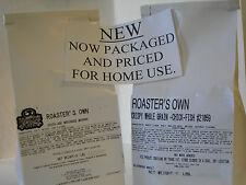 Home Use Combo Pk.Crispy Breading & Marinade 3#ea.Great Taste W/O Pressure Fryer