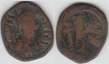 Gertbrolen Le Monde Byzantin Monnaie à identifier Lot 9