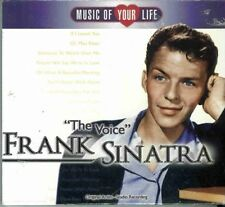Frank Sinatra - The Voice - Music Of Your Life 2004 NEW SEALED CD
