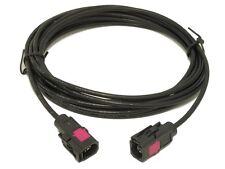 Antennen Verlängerung FAKRA Buchse 6m Typ A Kabel RG174 Adapter Antennenmodul A4
