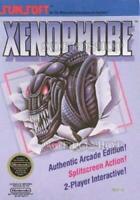 Xenophobe Nintendo NES Game Used