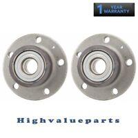 2 Rear Wheel Hub & Bearings Assembly for VW Rabbit 06-09 Jetta 11-14 GTI 512336