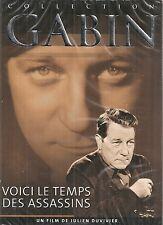 """DVD """"voici le temps des assassins"""" collection GABIN  N 55   NEUF SOUS BLISTER"""