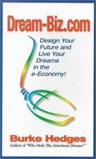 Dream-Biz.com, Hedges, Burke, Burke Hedges, Good Condition, Book