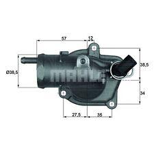 Thermostat intégrale-MAHLE Ti 200 82-qualité MAHLE-véritable uk stock