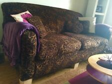 Habitat Living Room Double Sofas