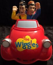 *RARE*The Wiggles Big Red Car Toot Toot Singing Musical Toy Spin Master 2003