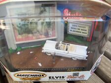"MATCHBOX 1957 LINCOLN PREMIERE, ELVIS DRIVE-IN ""JAILHOUSE ROCK"", 1:64 SCALE"