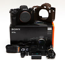 Sony Alpha ILCE9M2 A9 II 24.2MP Mirrorless Camera (Body Only) - Pro Workhorse!
