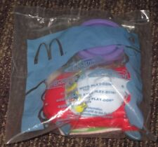 2003 - 2004 Lilo & Stitch McDonalds Happy Meal Toy - X-Buggy with Play-Doh #4