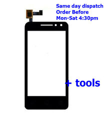 Alcatel Pixi 4 4034 4034D 4034X OT4034 Black Digitizer Touch Screen Glass 4.0''