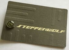 AUDI STEPPENWOLF CONCEPT PIN BADGE - VERY RARE !!