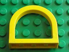 LEGO Fabuland yellow Front Window ref x650 / Set 350 134 3678 347 329 338 121...