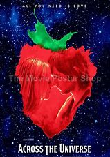 Across The Universe   2007 Movie Posters Classic Films
