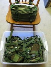 Us Military training butt pack (no belt or alice clips).