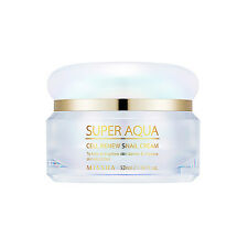 [MISSHA] Super Aqua Cell Renew Snail Cream - 52ml ROSEAU