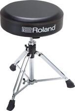 Roland RDT-RV Round Drum Throne with Rugged Vinyl Seat Top FREE 2DAY