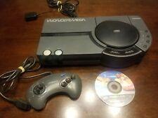 Sega Victor Wondermega  ~USA SELLER~ Genesis CD RG-M1 FOR PARTS AS IS