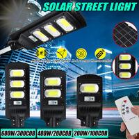 100-300COB Solar Straßenlaterne LED Induktionslampe Integration