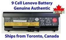 Genuine 9 Cell 70++ Battery for Lenovo ThinkPad T430 T530 W530 L430 L530 94Wh
