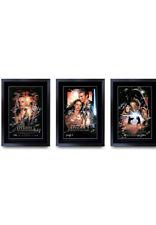 More details for star wars signed poster
