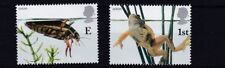 GREAT BRITAIN     2001  EUROPA  POND LIFE   MNH
