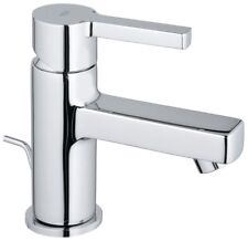Grohe Lineare Mono Basin mixer inc Pop up Waste XS-Size 32109000