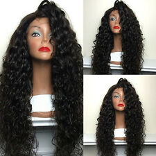 Water Wave Brazilian Remy Human Hair Full Lace/Front Lace Wig 180% Heavy Density