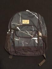 NWT GAP 1969 Dark Blue Lightning Design Backpack Full Size