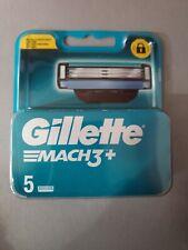 5 Lames Gillette Mach3+