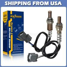 2xAir Fuel Ratio Oxygen O2 Sensor 1,2 Front + Rear For 05-06 Acura RSX 2.0L M.T.