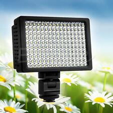 Pro HD-160 LED Camera Lamp Video Light Camcorder For Canon Nikon Pentax DSLR DV