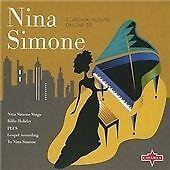 Nina Simone - Sings Billie Holiday / The Gospel According to... (2007)  CD  NEW