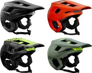 Fox Racing Dropframe Pro Helmet - Mountain Bike BMX MTB XC Gear Men Women