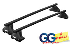 Thule Evo Square Roof Rack Bars   Ford Grand C Max 2010- onwards