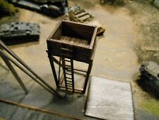 HO Roco Minitank Parts Custom Hand Made German Army Watch Tower DP136