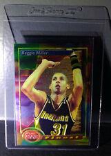 1993-94 Topps Finest Reggie Miller #11 Basketball Card