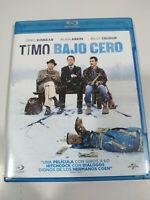 Timo Basse Zero Greg Kinnear Alan Arkin - Blu-Ray Espagnol Anglais