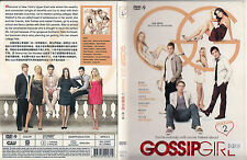 Gossip Girl-2007/12-TV Series USA-Season 2-[3 Disc Set]-DVD