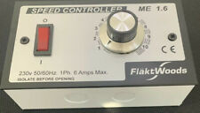 Flakt Woods ME1.6 speed controller Including Back Box.   Brand New