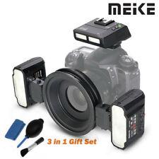 Meike MK-MT24 Macro Twin Lite Flash w/trigger for Nikon Digital DSLR Camera WT