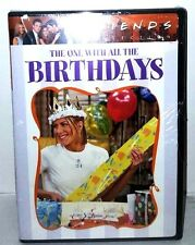 NEW FRIENDS COLLECTION: THE ONE WITH ALL THE BIRTHDAYS DVD