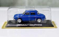 Renault Dauphine Masini-de-legenda IXO-IST DeAgostini 1:43